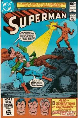 Superman Vol. 1 / Adventures of Superman Vol. 1 (1939-2011) (Comic Book) #355
