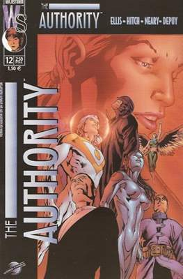The Authority Vol. 1 (2000-2003) (Grapa 28 pp) #12