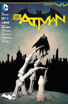 Batman: Nuevo Universo DC / Renacimiento (Grapa) #26