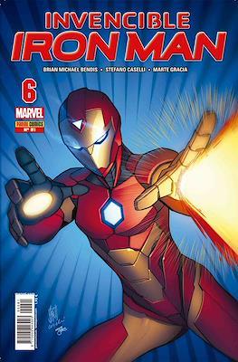 El Invencible Iron Man Vol. 2 (2011-) (Grapa - Rústica) #81