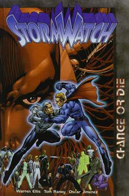 Stormwatch. Change or Die