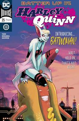 Harley Quinn Vol. 3 (2016-2020) (Comic book) #35