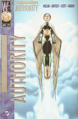 The Authority Vol. 1 (2000-2003) (Grapa 28 pp) #24