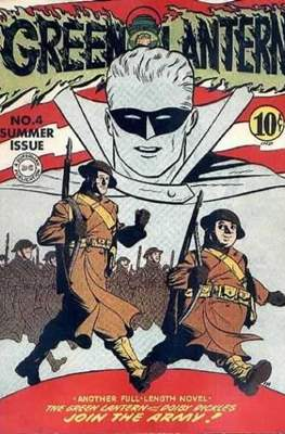 Green Lantern Vol 1 (Comic Book) #4
