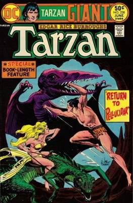 Tarzan (Comic-book) #238