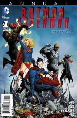 Batman / Superman Annual (2014-2015) (Grapa) #1