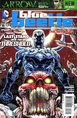 Blue Beetle Vol.9 New 52 #16