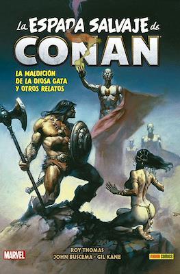 Biblioteca Conan. La Espada Salvaje de Conan (Cartoné 208-240 pp) #4