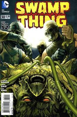 Swamp Thing vol. 5 (2011-2015) #30