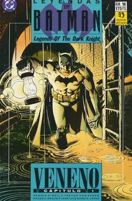 Leyendas de Batman. Legends of the Dark Knight #16