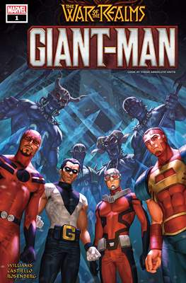 The War of the Realms: Giant-Man #1