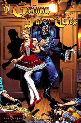 Grimm Fairy Tales (Comic Book) #11