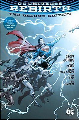 DC Universe: Rebirth The Deluxe Edition