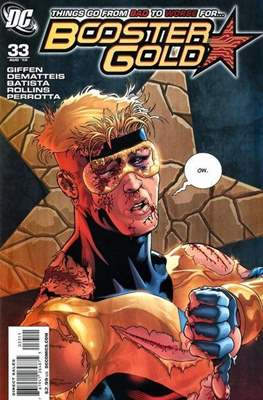 Booster Gold Vol. 2 (2007-2011) (Comic Book) #33