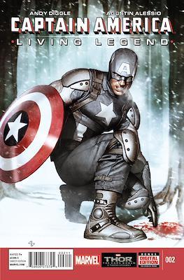 Captain America: Living Legend (2013) #2