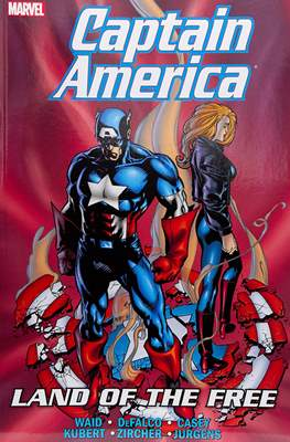 Captain America: Land of the Free