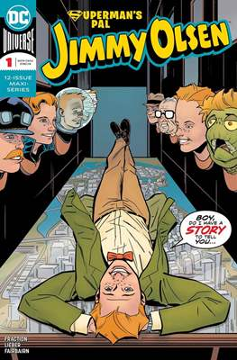 Superman's Pal, Jimmy Olsen (2019-2020)