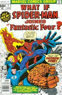 What If (Vol. 1 1977-1984) (Comic-Book) #1