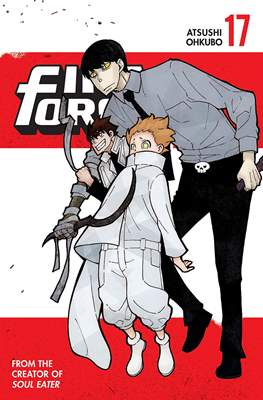Fire Force (Paperback) #17