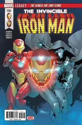 Invincible Iron Man Vol. 4 (Digital) #595