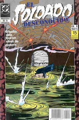 El soldado desconocido (1991-1992) (Grapa, 28 páginas) #6