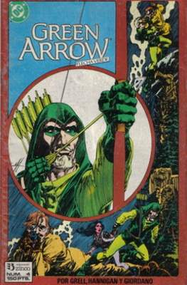 Green Arrow (1989) (Grapa, 26 páginas) #4