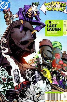 Joker: Last Laugh (Grapa) #3