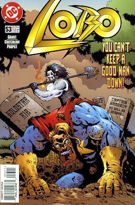 Lobo Vol. 2 (1993 - 1999 Grapa) #53