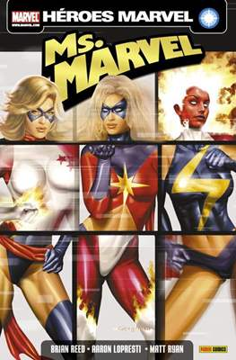 Ms. Marvel (2007-2009) (Rústica 144 pp) #5