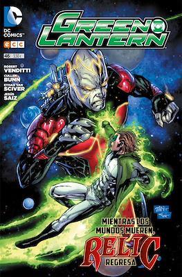 Green Lantern. Nuevo Universo DC / Hal Jordan y los Green Lantern Corps. Renacimiento (Grapa) #46