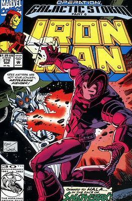 Iron Man Vol. 1 (1968-1996) (Comic book) #278