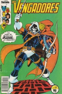 Los Vengadores Vol. 1 (1983-1994) #17
