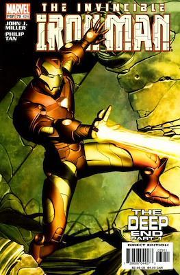 Iron Man Vol. 3 (1998-2004) (Comic-book) #79 (424)