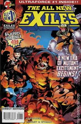 The All New Exiles (Variant Cover) #1.1