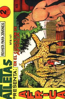 Africa (Grapa) #49