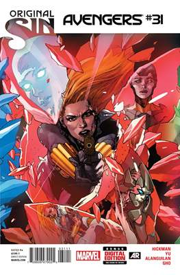 Avengers Vol. 5 (2013-2015) (Comic Book) #31