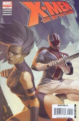 X-Men: Die by the Sword Vol 1 #5