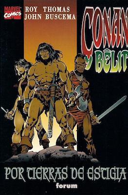 Conan y Bêlit (Cartoné. 276 páginas. B/N.) #2