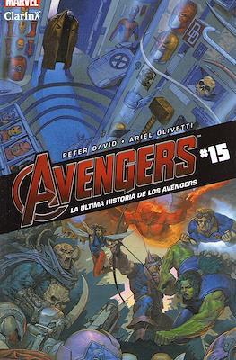 Colección Avengers (Rústica) #15