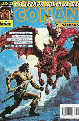 La Espada Salvaje de Conan. Vol 1 (1982-1996) (Grapa. B/N.) #142