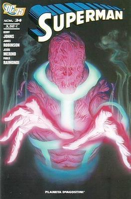 Superman (2007-2012) (Grapa. 48 pp) #34
