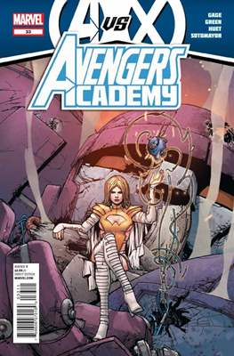 Avengers Academy (2010-2013) (Comic-Book) #33