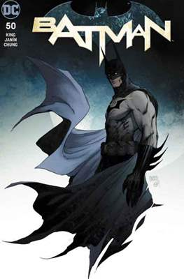 Batman Vol. 3 (2016- Variant Cover) #50.9