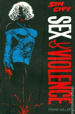 Sin City Sex and Violence