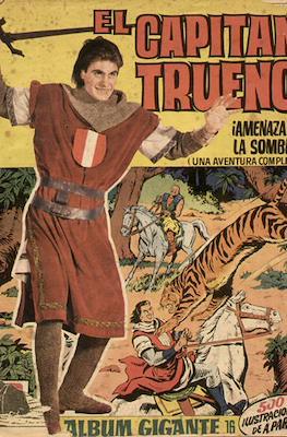 El Capitán Trueno. Album gigante (Grapa 32 pp) #16