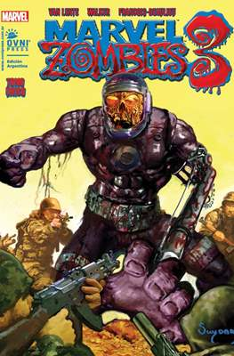 Marvel Zombies (Rústica) #3