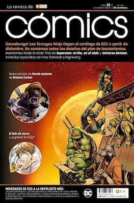 ECC Cómics #22