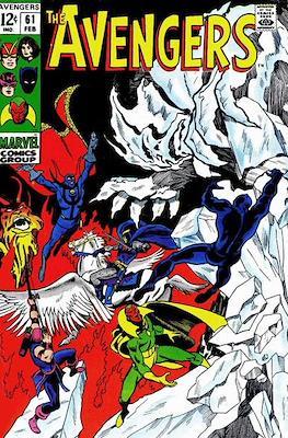 The Avengers Vol. 1 (1963-1996) (Comic Book) #61