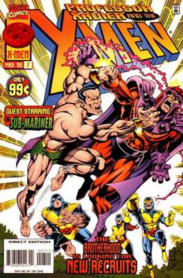 Professor Xavier and the X-Men (Comic Book) #7
