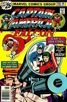 Captain America Vol. 1 (1968-1996) #198